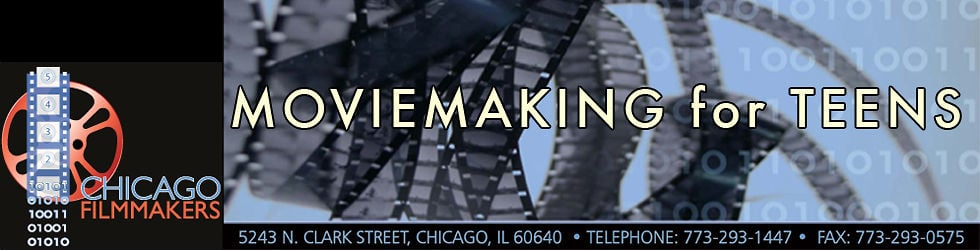 Moviemaking for Teens + Youth