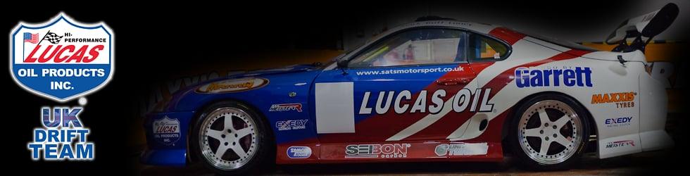 Lucas Oil UK Drift Team