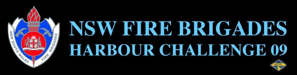 NSW Fire Brigades Harbour Challenge 09