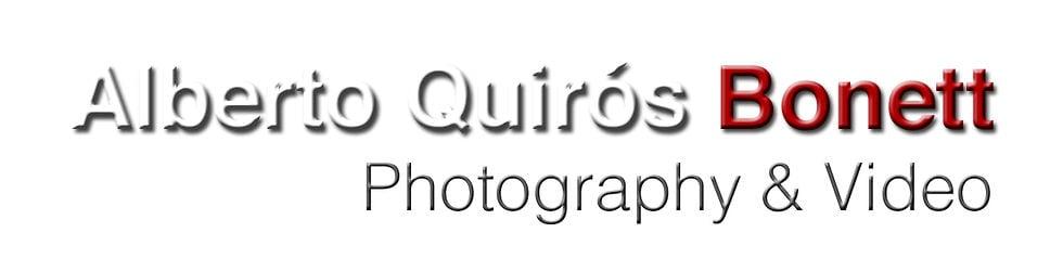 Alberto Quiros Bonett Photography & Video