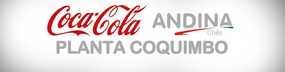 Producciones realizadas para Coca-cola Andina Planta Coquimbo