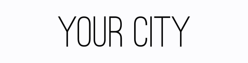Your City