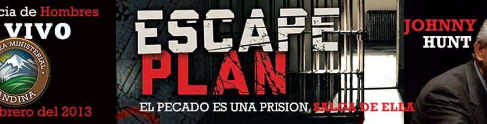 """Conferencia """"Plan de Escape"""""""