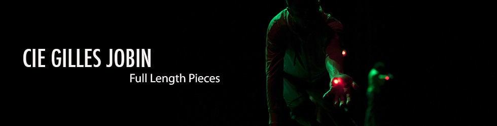 CIE GILLES JOBIN - Full Length Pieces