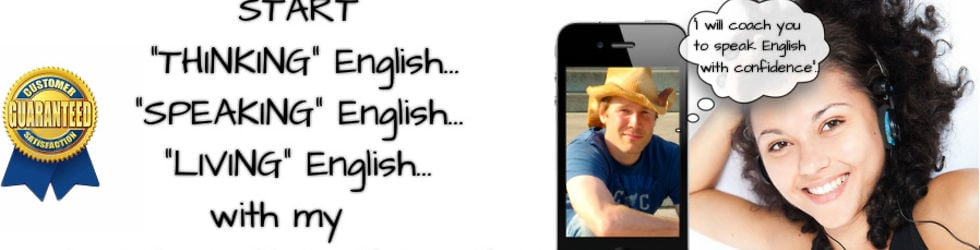 Adult Private English Lessons