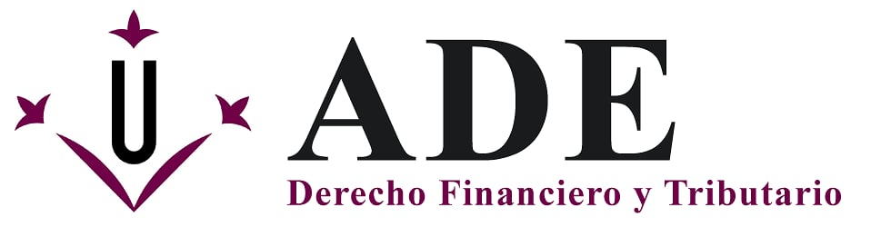 ADE - Derecho Financiero y Tributario