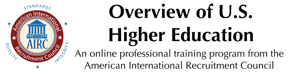 Overview of US Higher Education