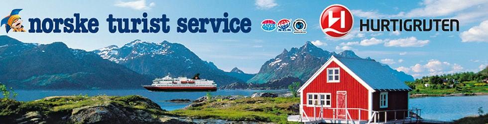 Hurtigruten en Noorwegen reizen