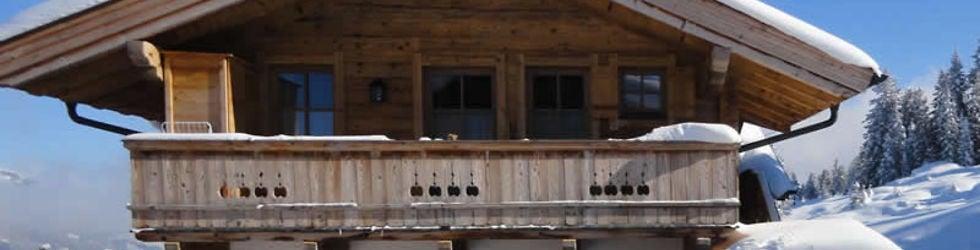 Skihütten Lang in der Zillertal Arena