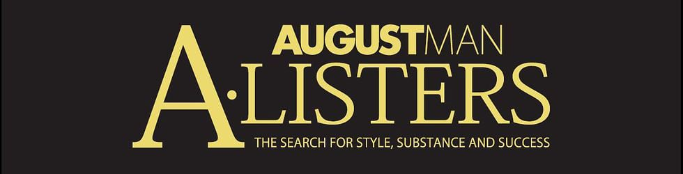 August Man A-listers 2011