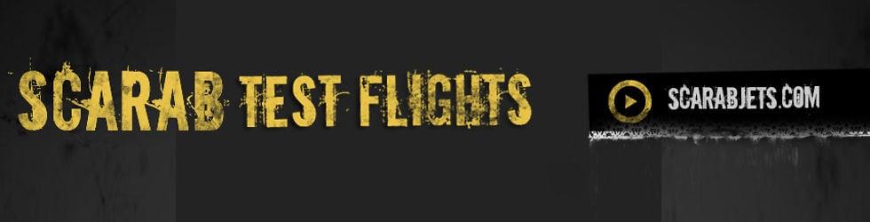 Scarab Test Flights
