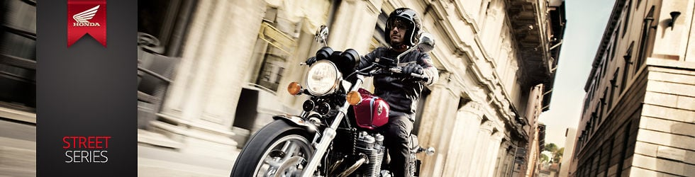 Honda Moto Street