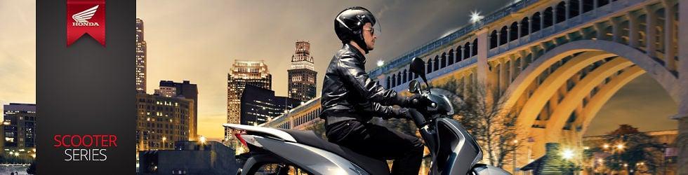 Honda Moto Scooters