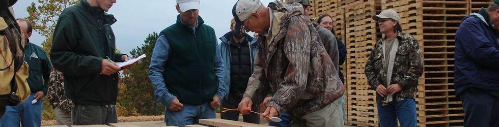 Timber Quality / Prescribed Fire Workshop, October 2012