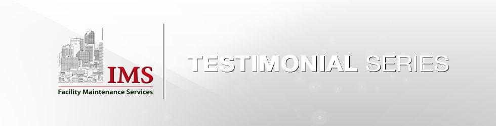 IMS Testimonial Series