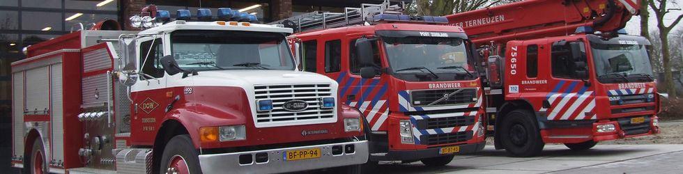 Brandweer Terneuzen post Zuidlandstraat