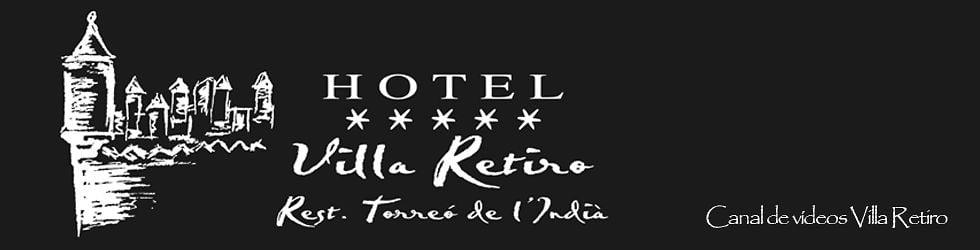 Canal de vídeos  Hotel Villa Retiro