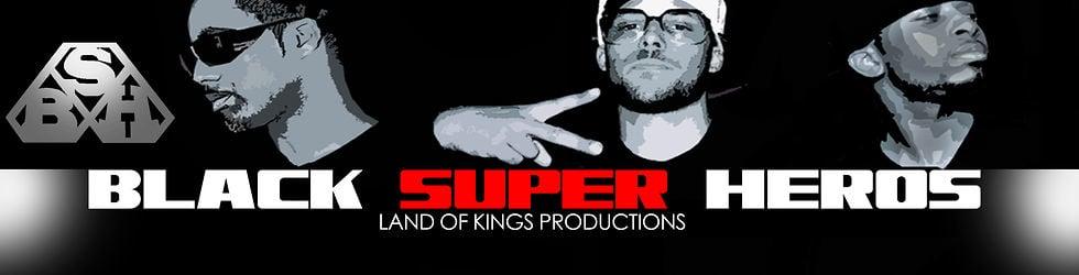BSH WORLD (The Black SuperHeros)