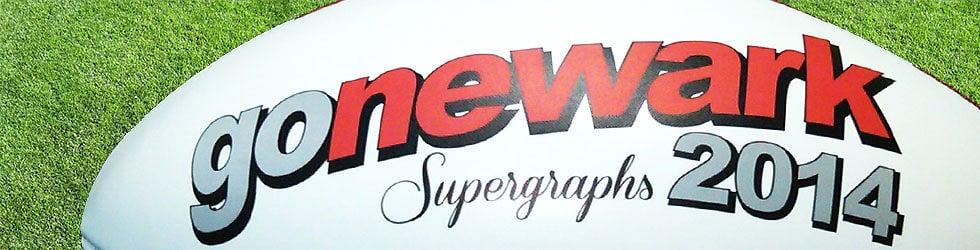 Newark's Super Toss 2014!