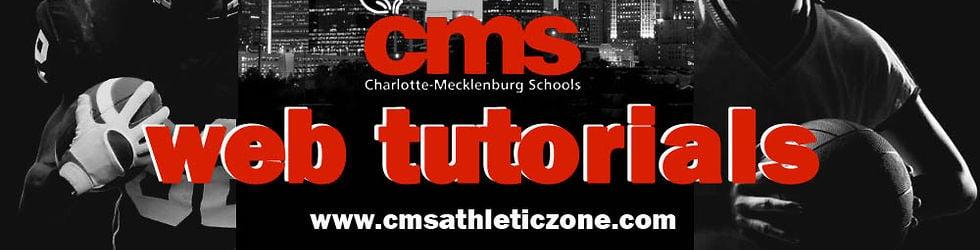 CMS Athletics Website Tutorials