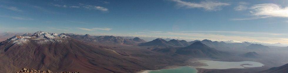 Trip Amérique du Sud 2012 - Cyrille et Murielle
