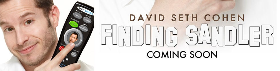 Finding Sandler - The Movie