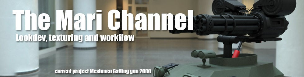The Mari Channel