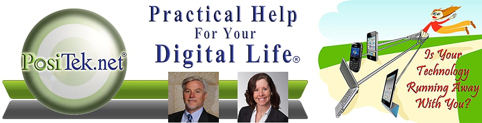 Practical Help for Your Digital Life