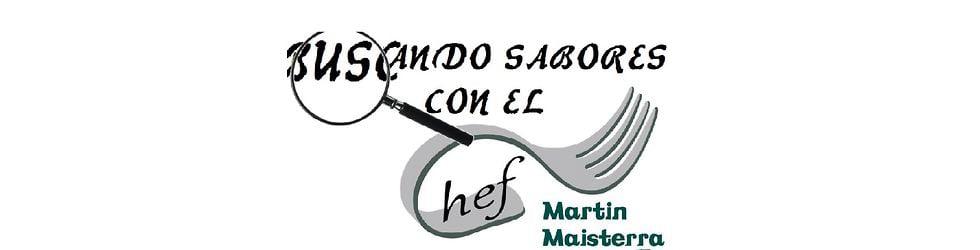 BUSCANDO SABORES CON EL CHEF