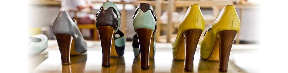 Caroline Groves - the bespoke women's shoemaker