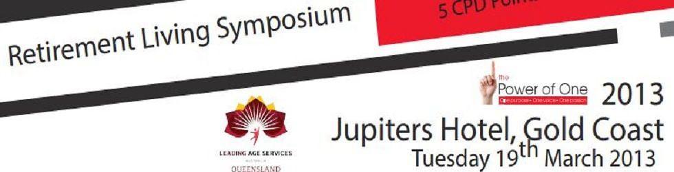 2013 Retirement Living Symposium