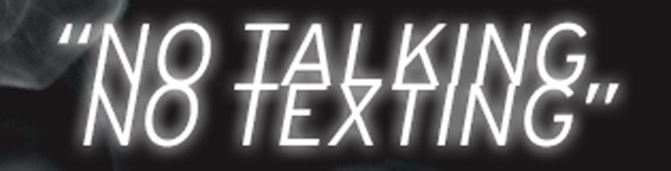 BUFF PSAs: No Talking, No Texting
