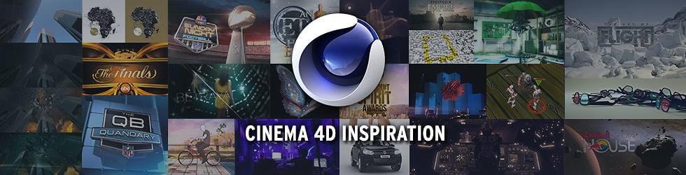 Cinema 4D Inspiration