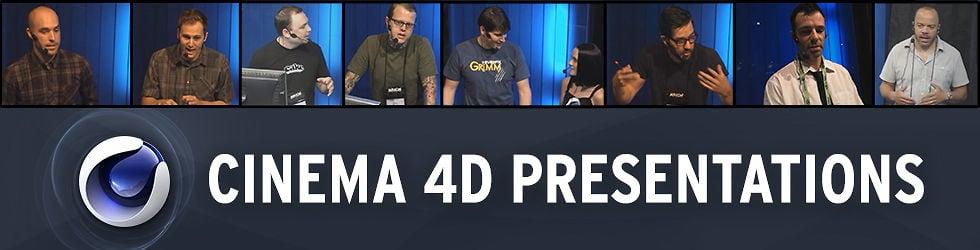 Cinema 4D Presentations