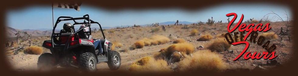 Las Vegas ATV Tours Specialists - VEGAS OFF ROAD TOURS