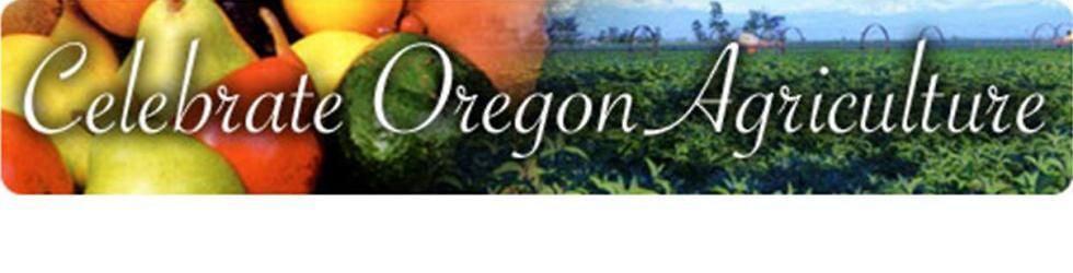 Celebrate Oregon Agriculture