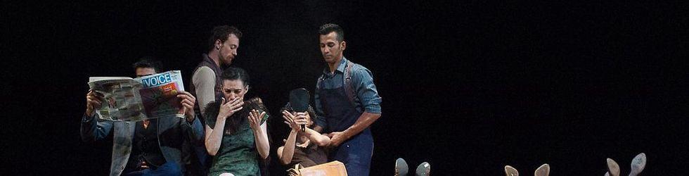 Barak Marshall Dance Theatre