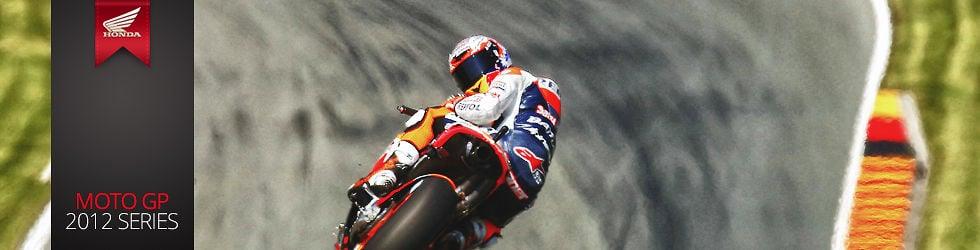 Honda MotoGP Season 2012