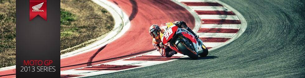 Honda MotoGP Season 2013