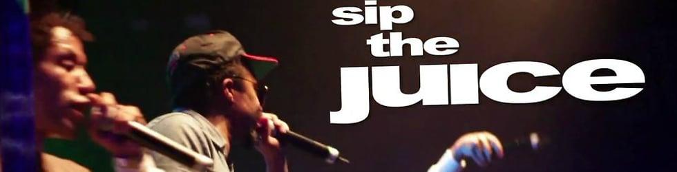 Sip the Juice promos