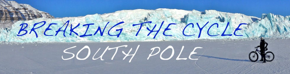 BREAKING THE CYCLE - SOUTH POLE