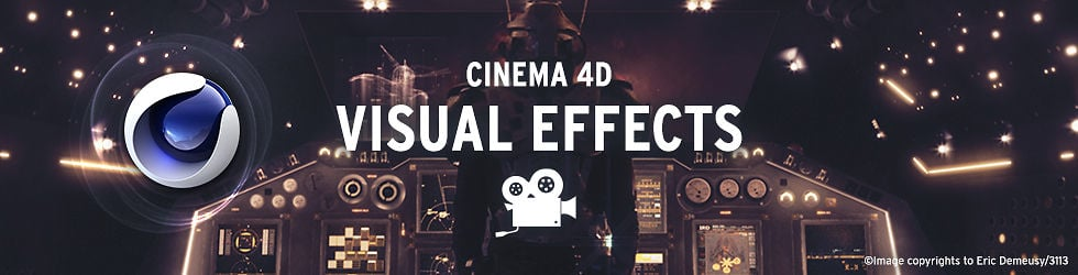Cinema 4D Visual Effects on Vimeo