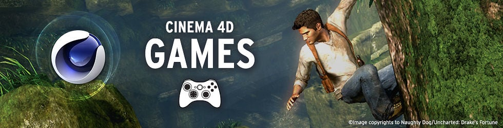 Cinema 4D Games