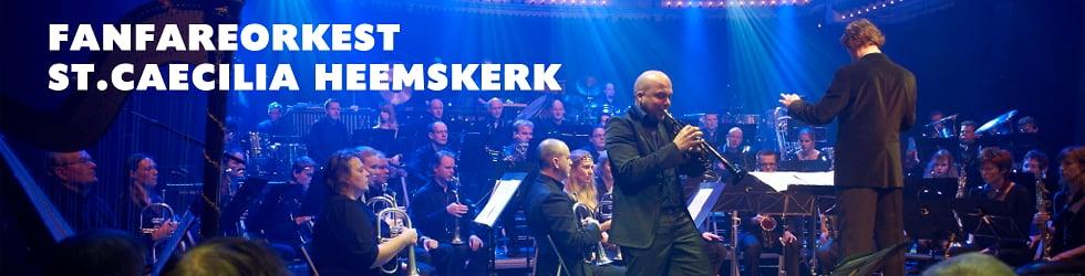 Fanfareorkest St.Caecilia Heemskerk