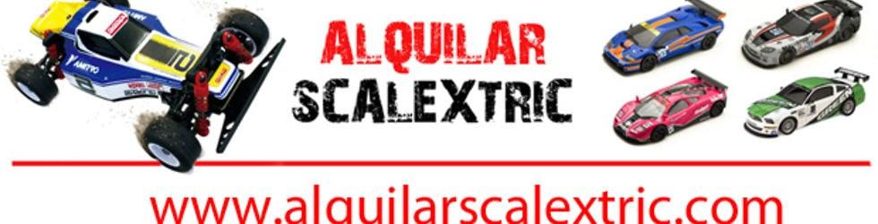 Alquiler de scalextric