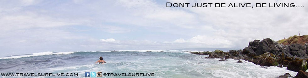 Travel Surf Live web series