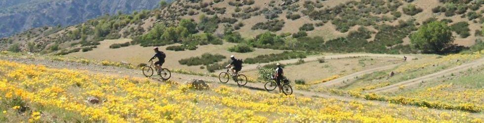 Ciclismo, Naturaleza y  Aventura