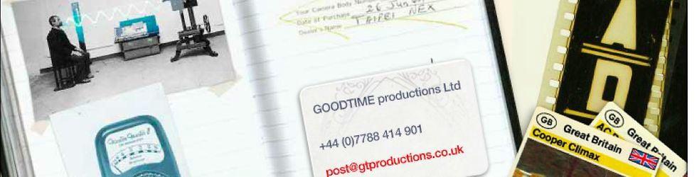 GT productions Ltd
