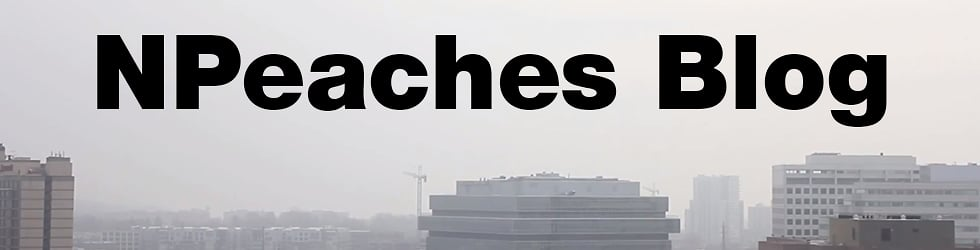 NPeaches Blog
