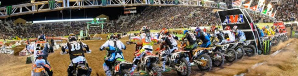 Supercross And Motocross